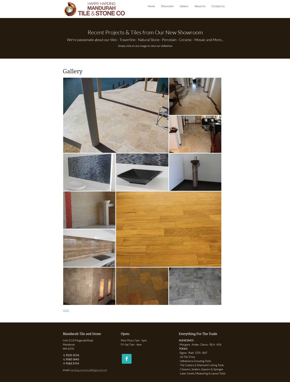 Portfolio Mandurah Tile Stone Gallery