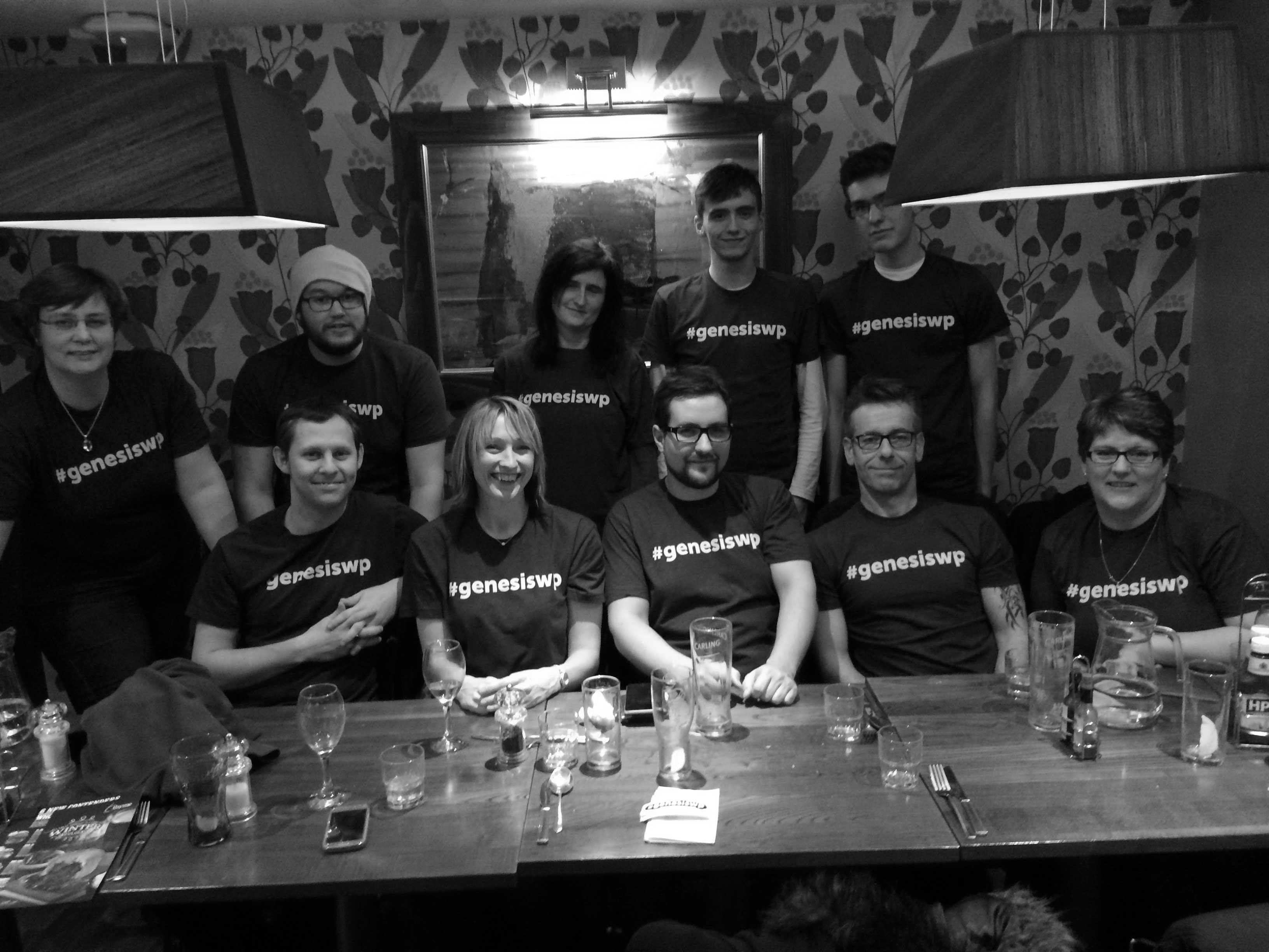 UK Genesis Meet Up Birmingham 2015